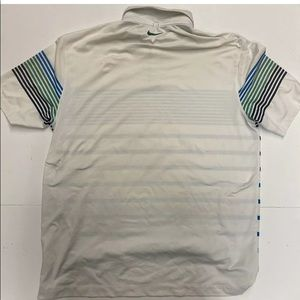 Nike Shirts - Nike Golf Tour Performance Polo Shirt XL Dri Fit